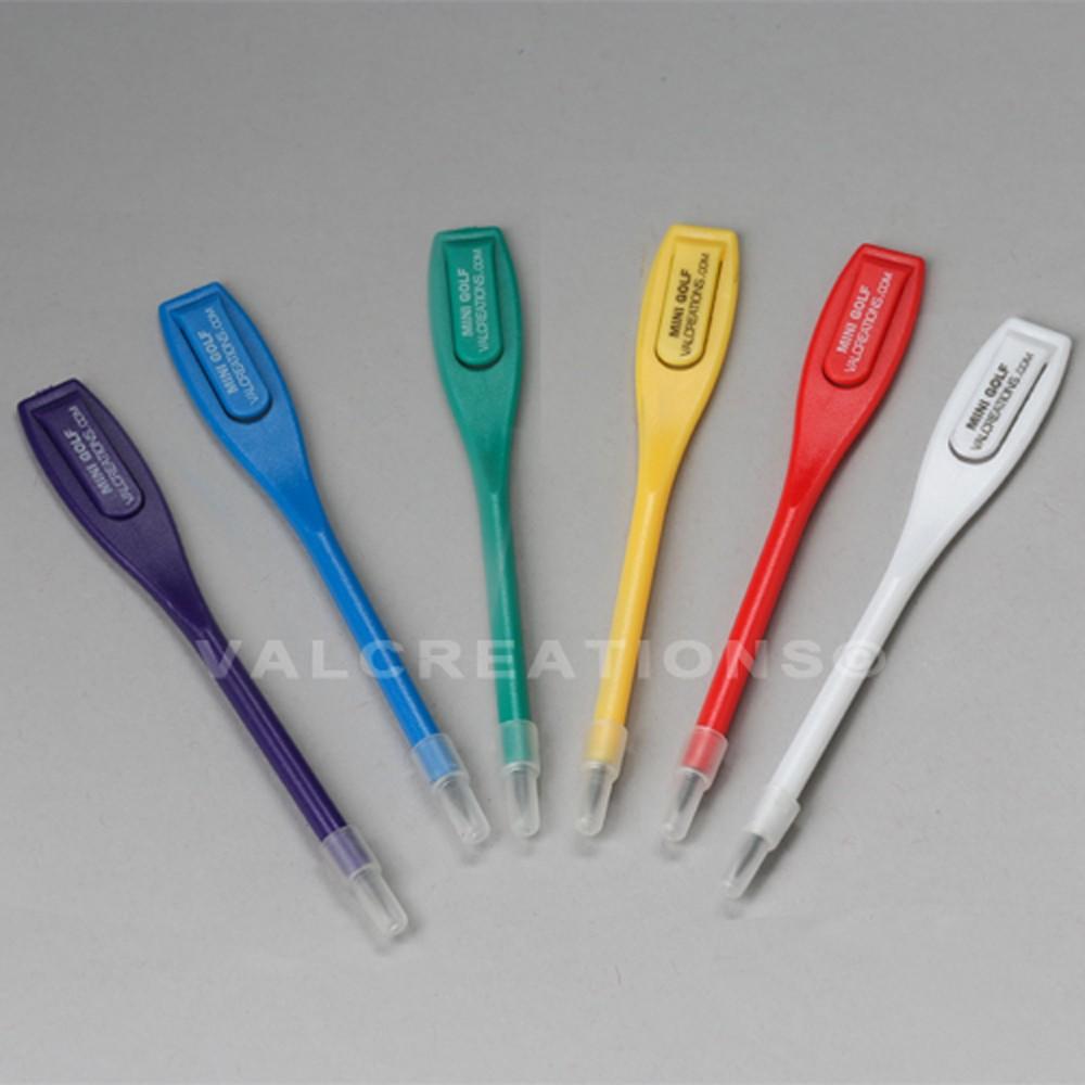 Crayon avec patte